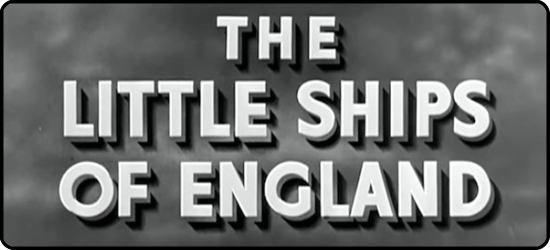 The Little Ships of England