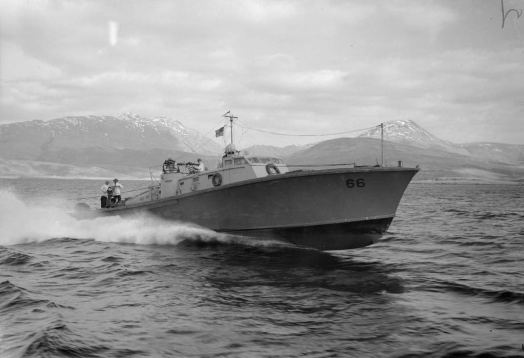 Le Motor Gun Boat (MGB) de la Royal Navy - Le Spitfire de la mer